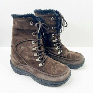 Columbia Womens Lavela II Winter Snow Boots US 6
